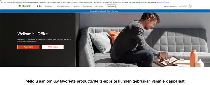 Office.com website